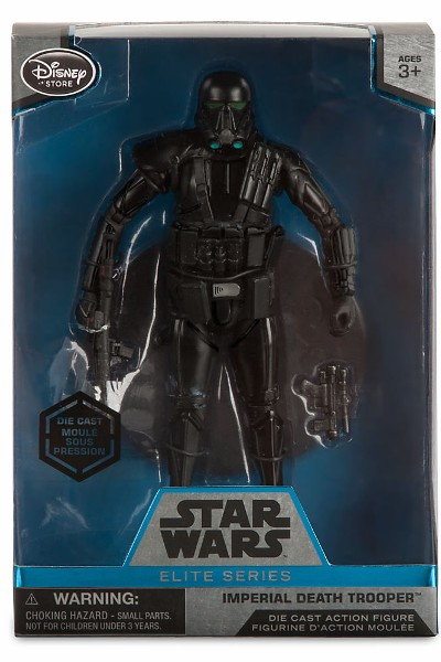Hasbro Star Wars Elite Series Imperial Death Trooper Figure
